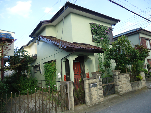 屋根ふき替え、外壁塗装